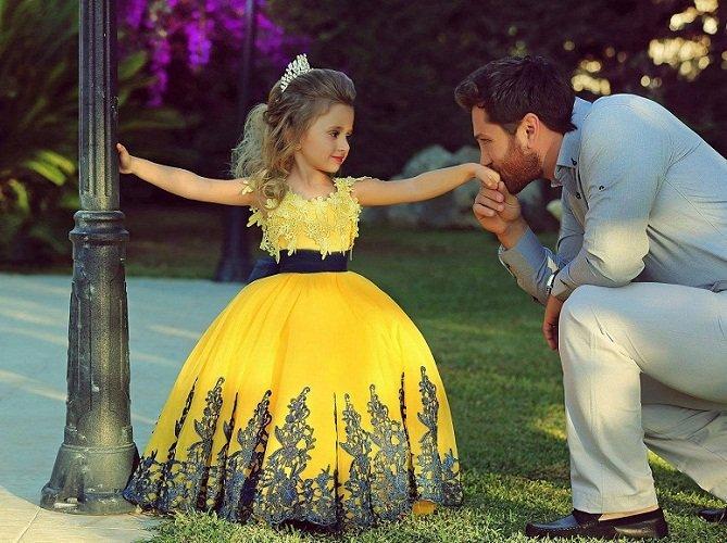воспитание детей, отношения, папа и дочка